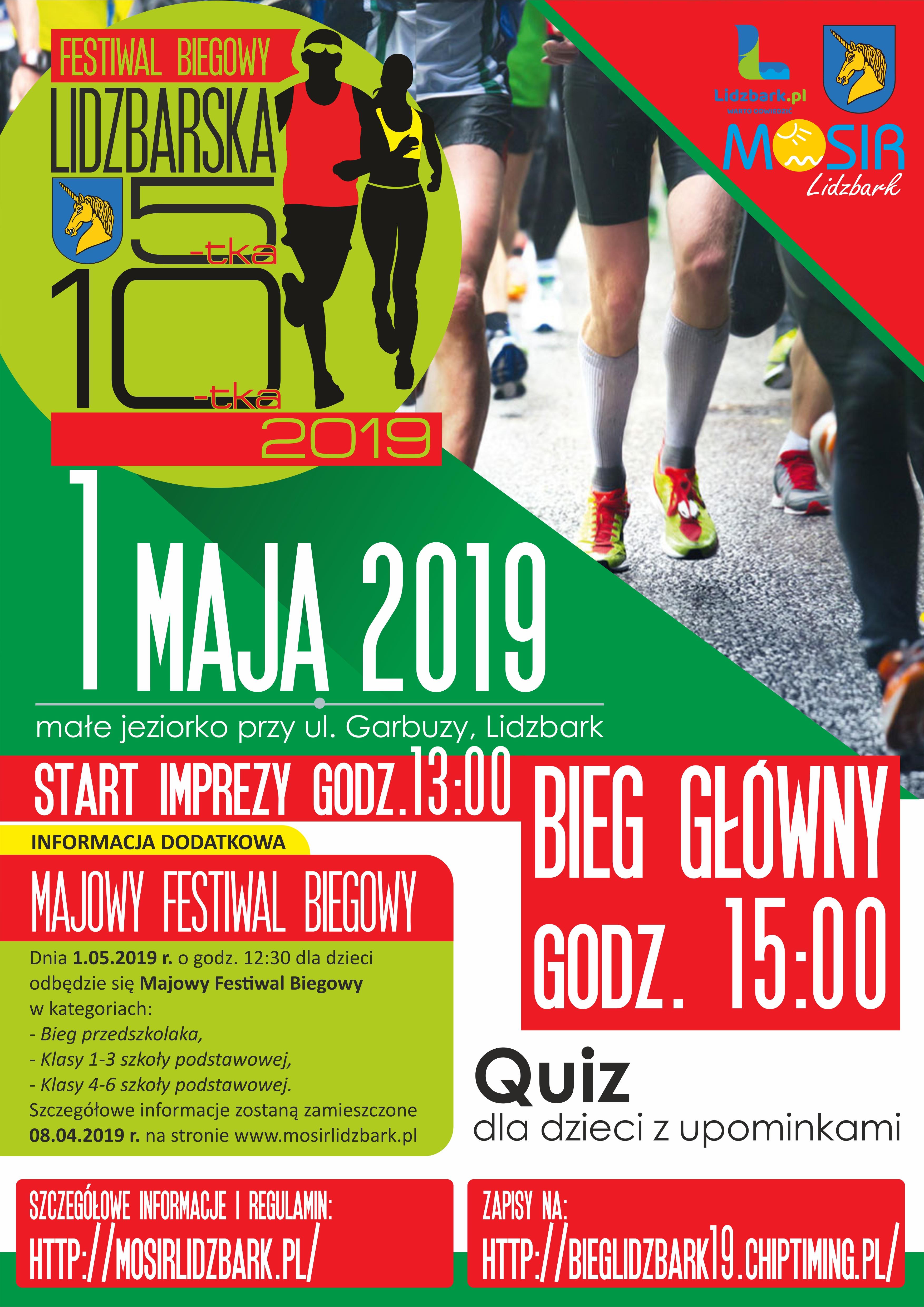 plakat lidzbarska 5 i 10 2019